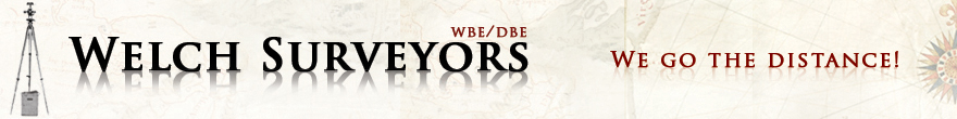 Welch Surveyors WBE/DBE